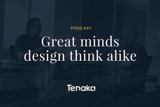 Design thinking for cultural change